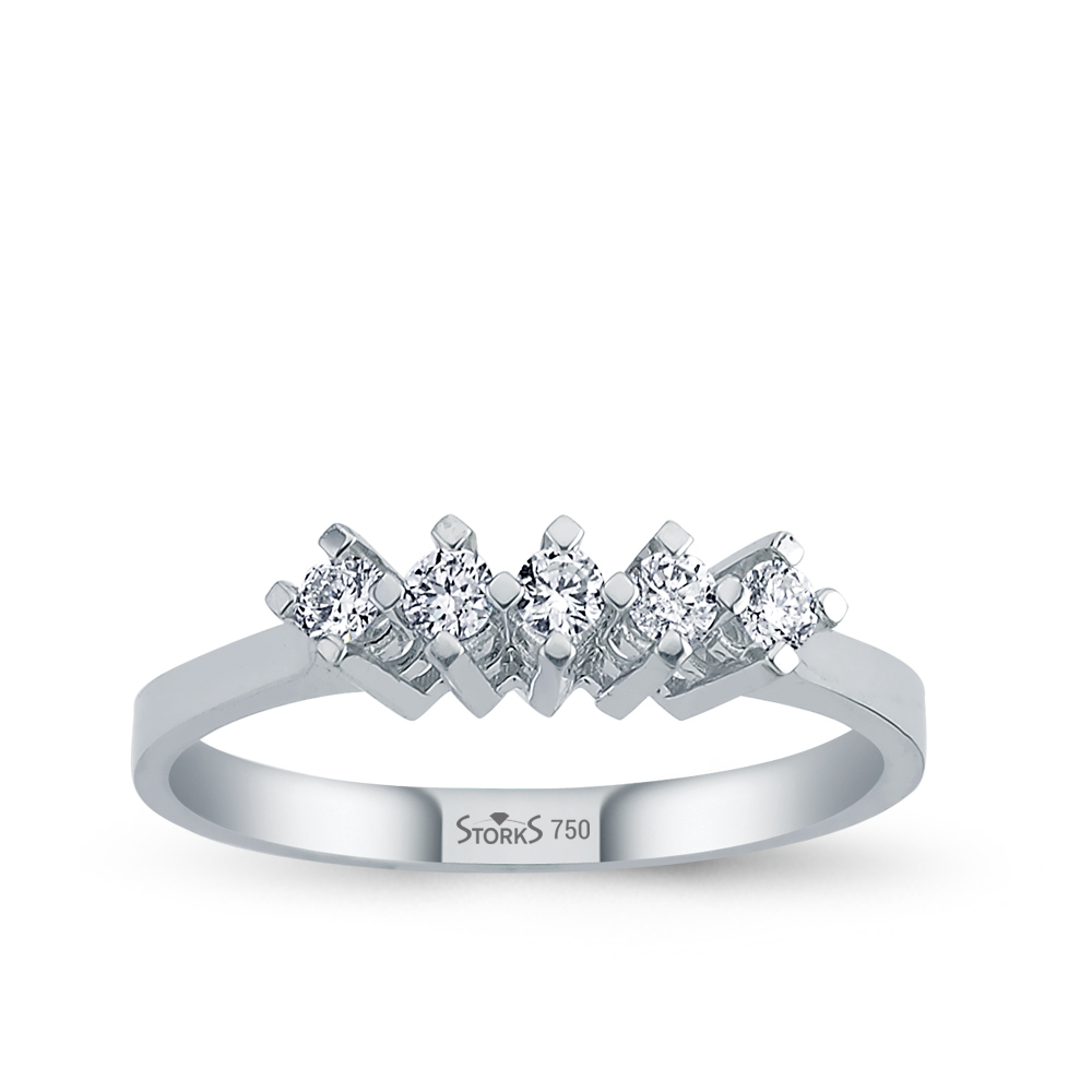 0.25 ct Diamond Wedding Ring
