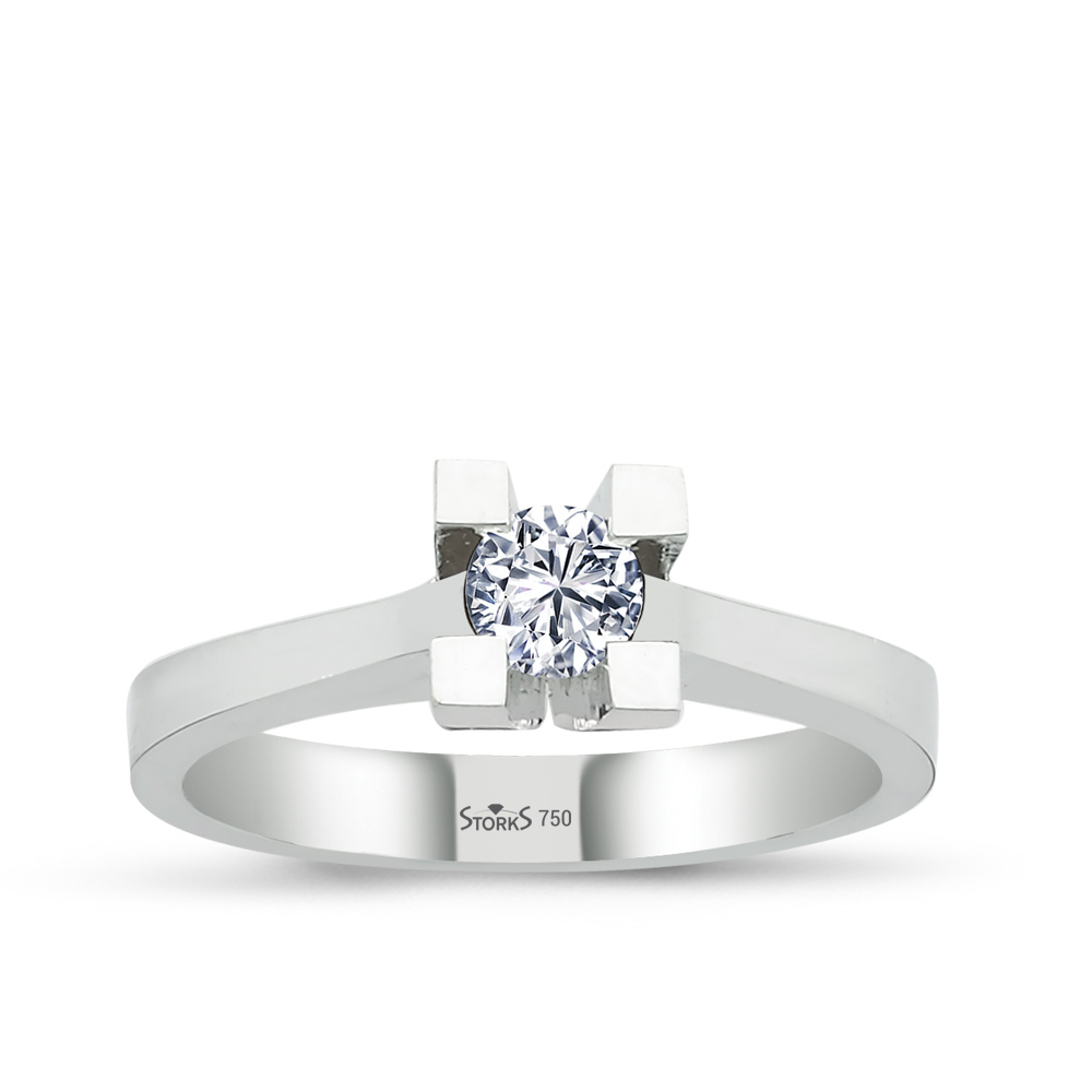 0.30 ct Diamond Solitaire Engagement Ring